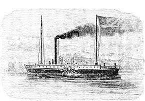 funcion de un barco a vapor 3 invenciones de la primera revolucion industrial