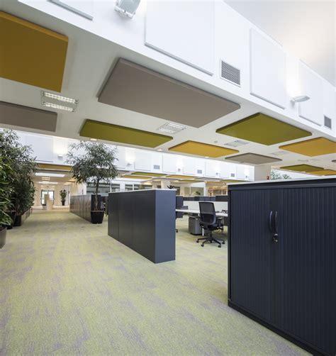 pannelli acustici soffitto siemens sceglie silente di caruso acoustic caruso acoustic