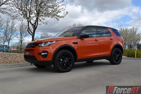 land rover discovery 2016 2016 land rover discovery sport si4 se review