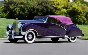 Rolls Royce Cabriolet 1947 Rolls Royce Silver Wraith Convertible By Inskip