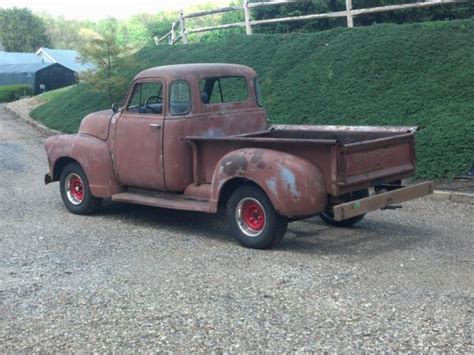 chevy truck bed for sale 1952 chevy 3100 pickup truck 1 2 ton short bed for sale