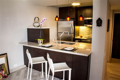 bachelors kitchen modern bachelor condo contemporary kitchen other