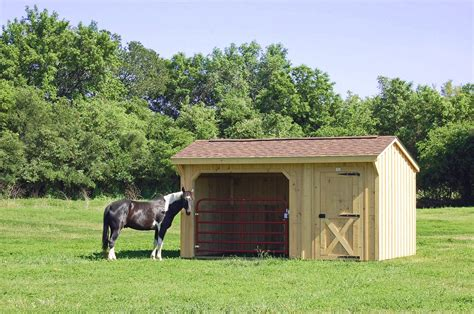 portable horse barns shedrow barns deer creek