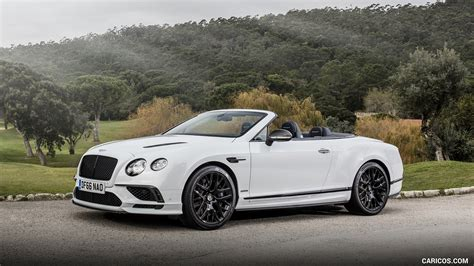 Bentley Continental Supersport Convertible 2018 bentley continental gt supersports convertible color