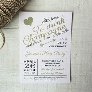 25 best ideas about hens invitations on bachelorette invites