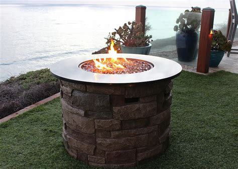 Fire Glass Photos Landscaping Glass Ideas Inspiration Glass Pits