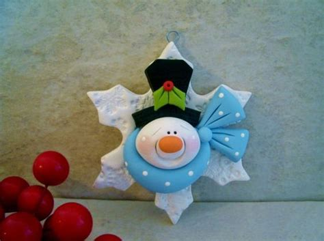 sugar clay ornaments polymers happy and ornaments on