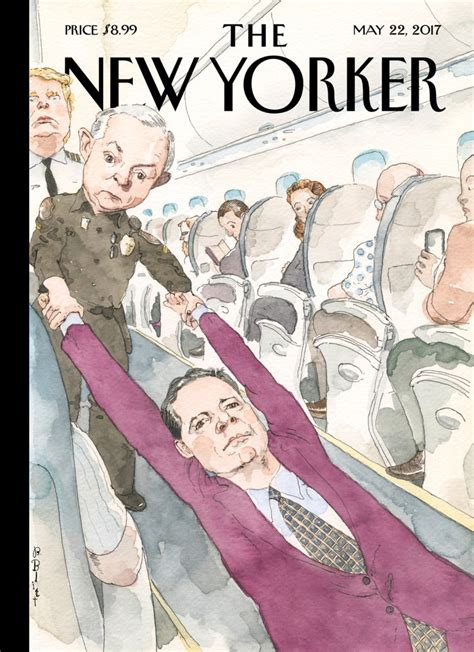 the best details from the new yorker s tmz profile barry blitt s ejected the new yorker