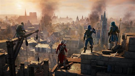 Kaos Fullprint Assassin S Creed an 225 lisis de assassin s creed unity para ps4 3djuegos