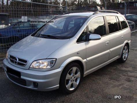 opel zafira 2003 2003 opel zafira 2 2 dti sport recaro edition 17 car