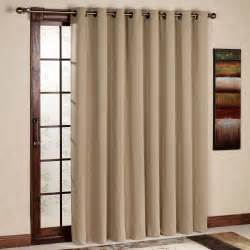 Patio Door Panels Curtains Ultimate Blackout Grommet Patio Panel