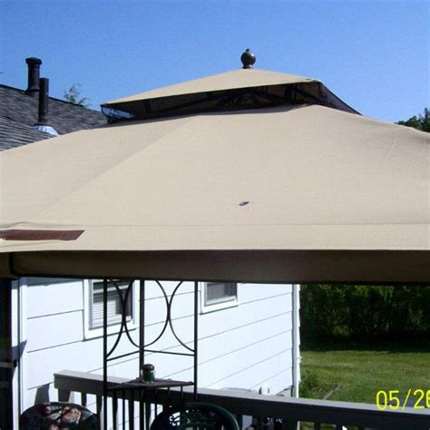 ocean state  nantucket gazebo replacement canopy