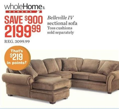 belleville sectional sofa belleville sectional sofa hereo sofa