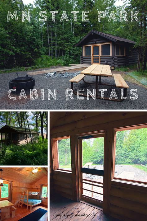 minnesota cabin rentals mn state park cabin rentals cer cabins and lodges at