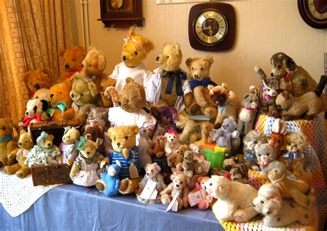 room bears pollykay and sidders going to a fair with the bears
