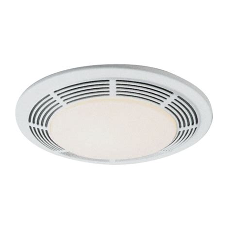 exhaust fan and light 100 cfm exhaust fan with light un 8663rp destination