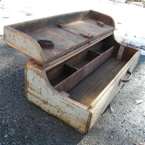 build  large wooden tool box woodworking