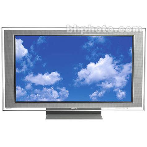 Tv Flat Lcd Sony sony kdl 46xbr2 46 quot bravia xbr lcd hdtv kdl46xbr2 b h photo