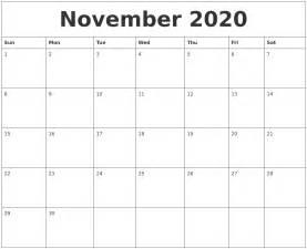 october  calendar monthly