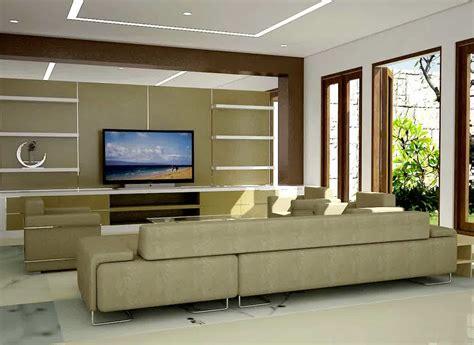 Sofa Ruang Tv menciptakan suasana hangat dan akrab dalam desain ruang