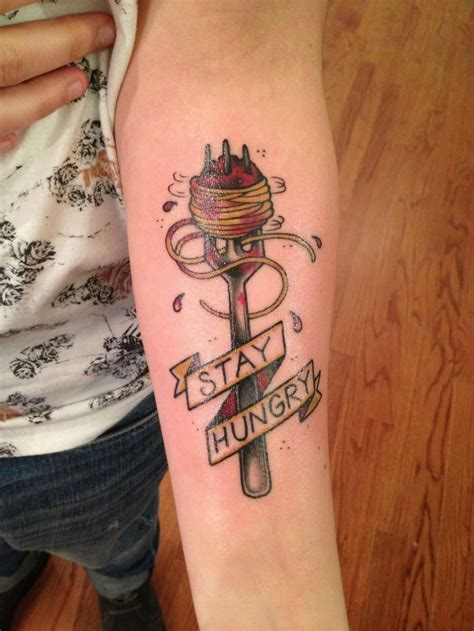 fork tattoo beautiful vintage fork by wesoknarly