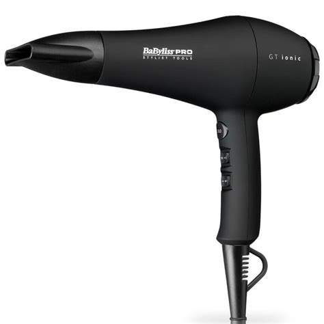 Babyliss Hair Dryer Range babyliss pro gt ionic dryer 2000w hq hair