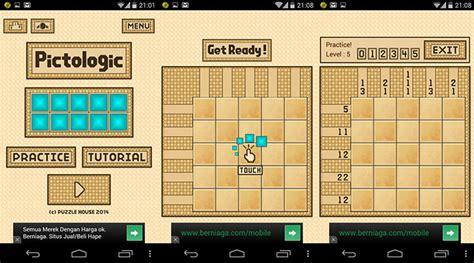 membuat game logika pictologic game logika angka adiktif untuk pecinta sudoku
