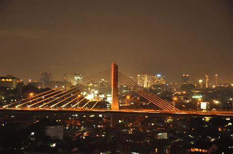 wallpaper hd kota bandung 10 kota cantik pada malam hari di indonesia alidesta