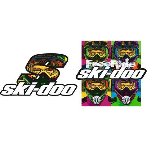 Ski Doo Stickers ski doo ski doo pop sticker series