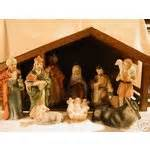Home Interiors Nativity Set Home Interior Nativity Set 9 Pc 5216 W Stable 12