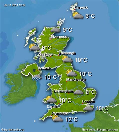 weather.info united kingdom of great britain and northern