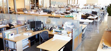 tailoring the open office concept to individual needs