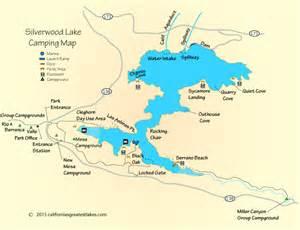 silver lake california map image gallery silverwood lake