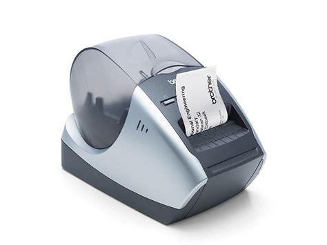 Etiketten Ql 570 by Ql 570 Etikettendrucker Mit Automatischer
