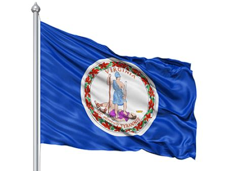 virginia state colors 11 interesting facts about the virginia state flag