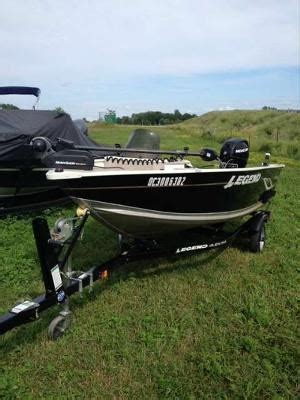 legend boats lake ontario legend boats cdn 15 angler 2011 used boat for sale in