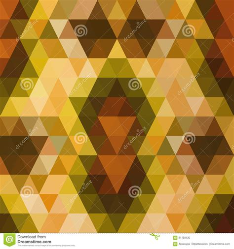 Rok Motip Square Flow vintage pattern of geometric shapes texture with flow of spectru stock illustration image