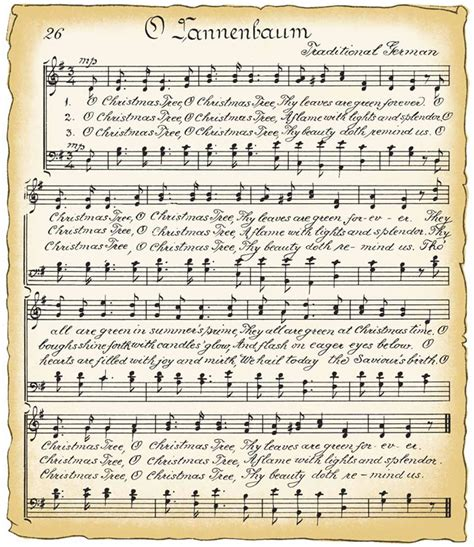 free printable vintage christmas sheet music free vintage clip art vintage christmas song sheet and