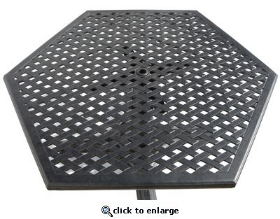 hexagonal dining table and chairs hexagonal dining table
