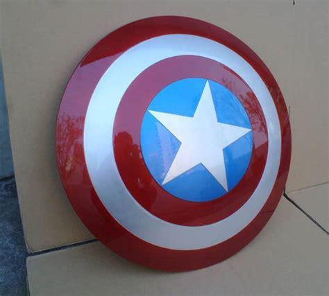 Captain America Metallic Color Shield 1 1 Shield Cosplay Captain America Shield Color