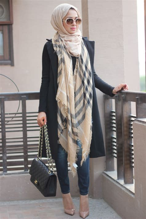 Ikn Dress Muslim Burbery january 2016 sincerely maryam