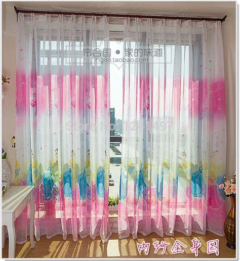 white curtains for girls room popular snow white princess curtains girls pink sheer