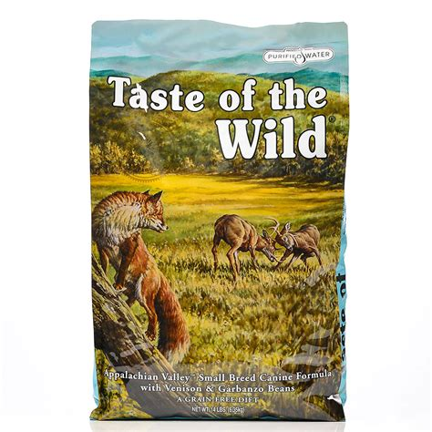 dog food coupons taste of the wild taste of the wild appalachian valley small bite 187 patsy s