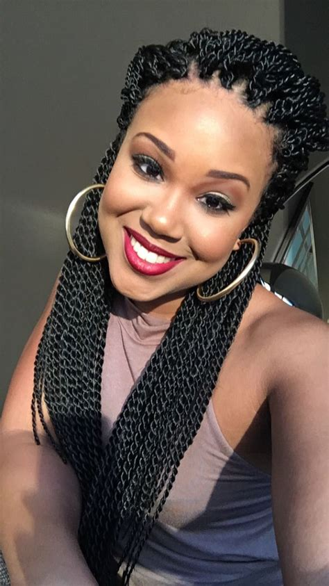 119 best cornrows twist and protective styles images on best 25 crochet senegalese twist ideas on pinterest