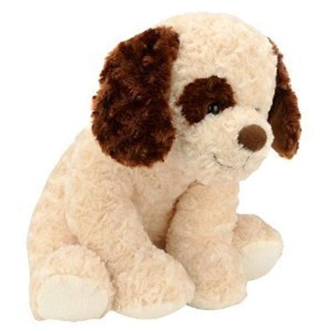 puppies toys r us toys r us plush 17 inch sitting white and brown toys