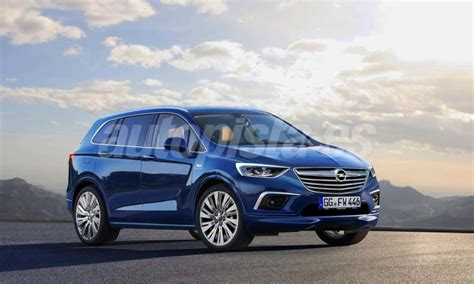 opel zafira 2018 2018 opel insignia suv review engine and photos