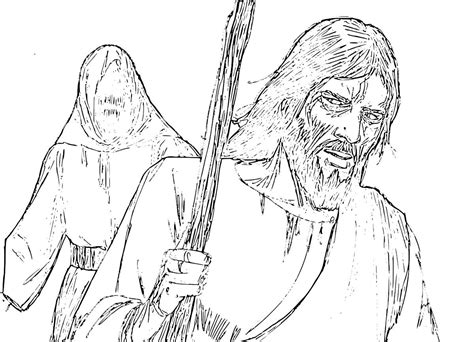 coloring pages of jesus temptation free coloring pages of jesus tempted by satan