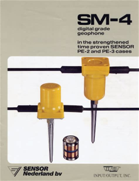 geophone shunt resistor unis co2 well site survey 2010 geophones