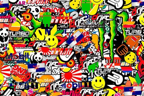 Sticker Stiker Mobil Motor My Dohc Jdm jdm sticker bomb wallpaper wallpaper stickers 6 wallpaper epic car wallpapers