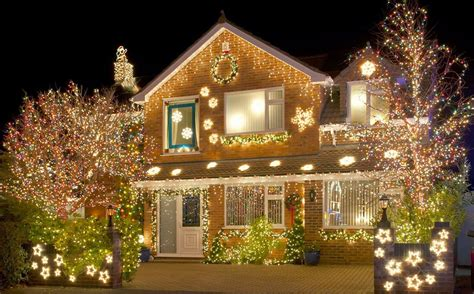 decorar mi casa de navidad frente de casa navidad
